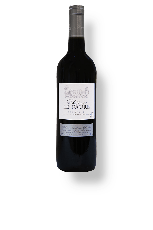 Vinho-Frances-Chat-Le-Faure-Tinto-2015-6x750