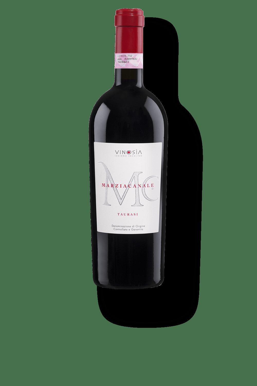 Vinho-Italiano-Marziacanale-Tinto-Taurasi-Docg-2011-6x750