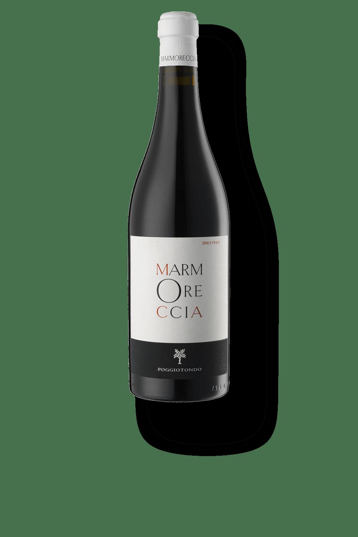 Vinho-Italiano-Poggiotondo-Tinto-Marmoreccia-Syrah-Toscana-2009-12x750