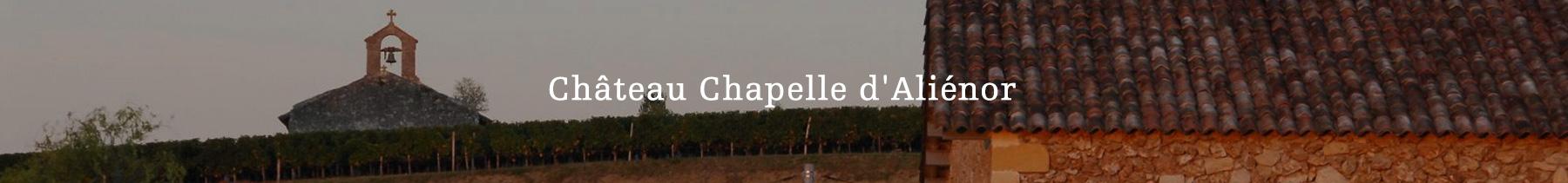 Château Chapelle d'Aliénor