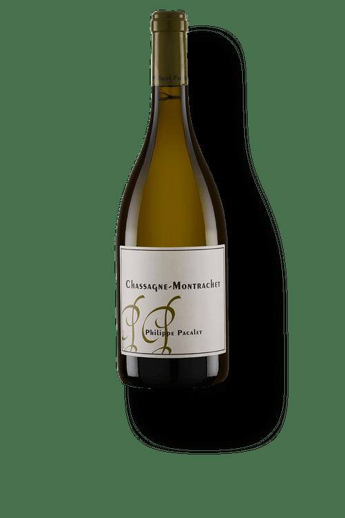 Vinho_Branco_Chassagne-Montrachet_2011_Philippe_Pacalet_Bourgogne_Chardonnay_Franca_021612
