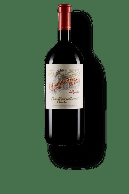 Vinho_Tinto_Castillo_Ygay_Gran_Reserva_Especial_1500ml_1991_Marques_de_Murrieta_Rioja