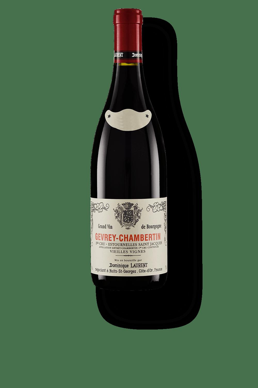Vinho_Tinto_Gevrey-Chambertin_1er_Cru_Estournelles-Saint-Jacques_Vieilles_Vignes_2007_Dominique_Laurent_Bourgogne_Pinot_Noir_Fra