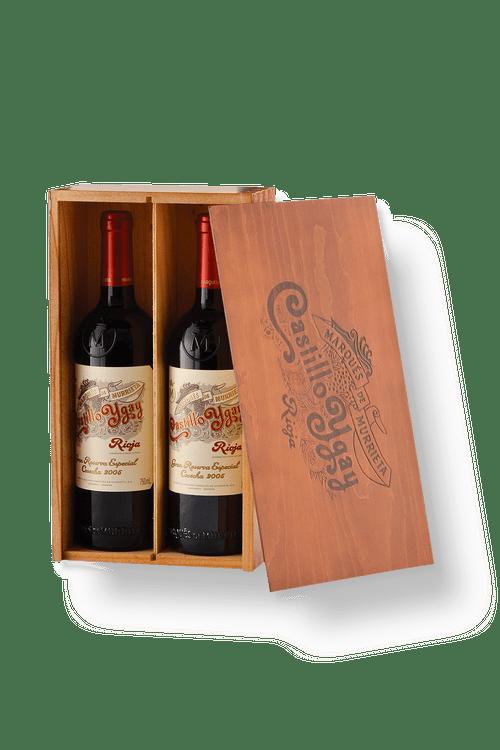 Vinho_Tinto_Kit_Castillo_Ygay_Gran_Reserva_Especial_2005_Marques_de_Murrieta_Rioja