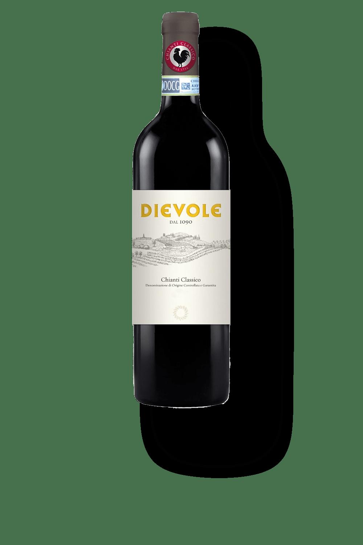 Vinho_Tinto_Dievole_Chianti_Classico