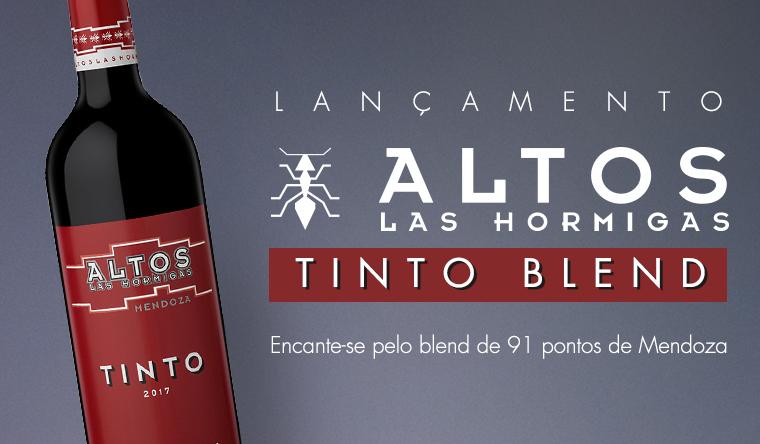 Altos Las Hormigas Tinto