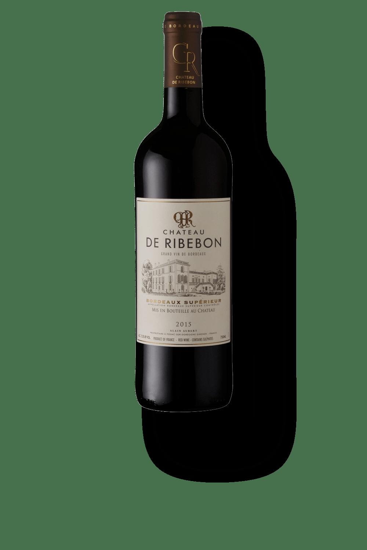 Vinho_Tinto_Chateau_Ribebon_Bordeaux_Franca
