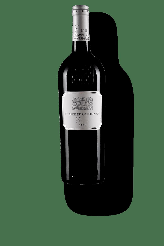Vinho-Frances-Chateau-Carignan-Tinto-Prima-2014-6x750