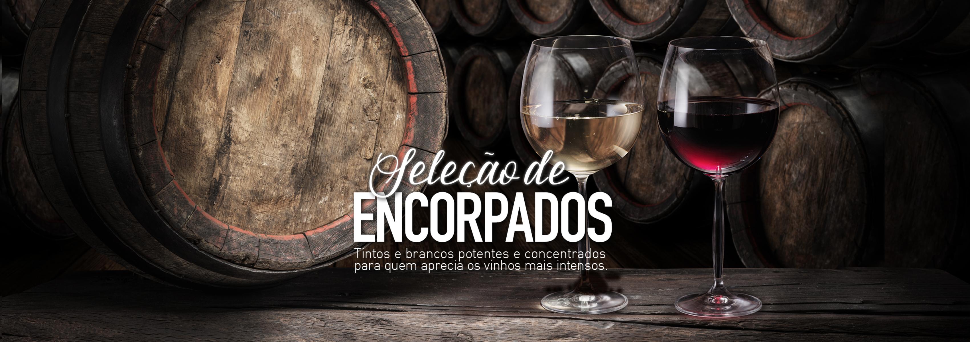 Vinhos Encorpados
