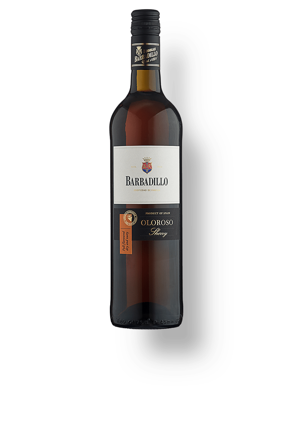 Fortificado_Barbadillo_Oloroso_Sherry