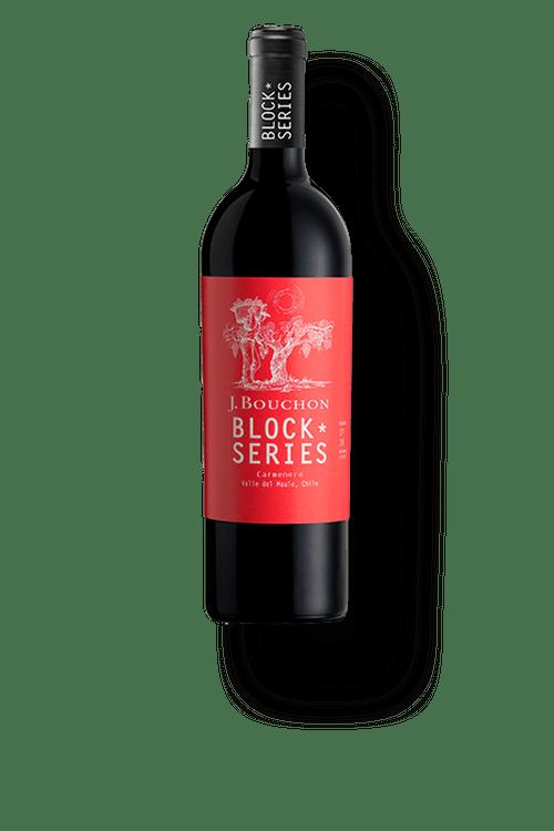 Vinho_Tinto_J_Bouchon_Block_Series_Carmenere_Chile