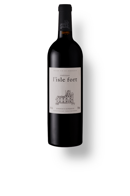 Vinho_Tinto_Chateau_Lisle_Fort_Bordeaux