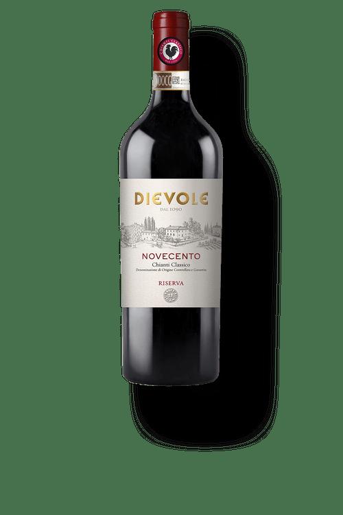 Vinho_Tinto_Dievole_Novecento_Italai