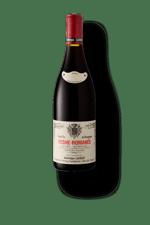 """024289---D.-Laurent-Vosne-Romanee-1er-Cru-""""Les-Rouges""""-Vieilles-Vignes-2016"""