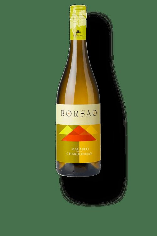 Vinho_Branco_Borsao_Seleccion_Blanco_2015_Bodegas_Borsao_Campo_de_Borja_Macabeo_e_Chardonnay