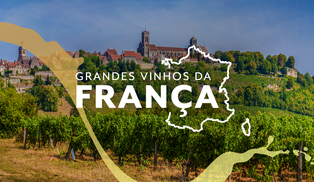 Vinhos da França Desk