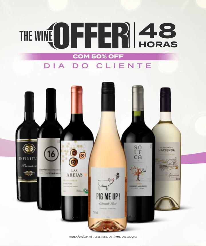 Wine Offer 48h