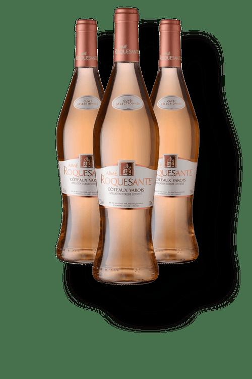 Aime-Roquesante-Coteaux-Varois-Rose---Aime-Roquesante-Cuvee-Selectionnee-Rose-